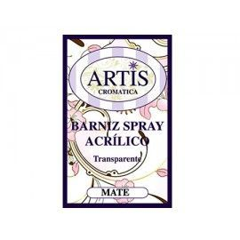 Barniz mate spray. 400 ml