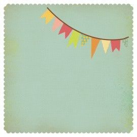 BUNTING -SAVE DATE