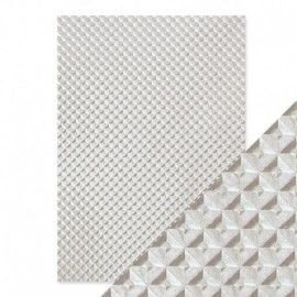 CRAFT PERFECT - SILVER CHEQUER