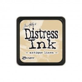 Antique Linen. Distress Ink Mini. Tim Holtz Ranger