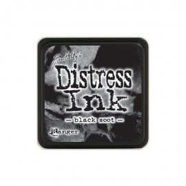 Black Soot. Distress Ink Mini. Tim Holtz Ranger