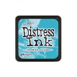 Broken China. Distress Ink Mini. Tim Holtz Ranger