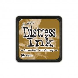 Brushed Corduroy. Distress Ink Mini. Tim Holtz Ranger