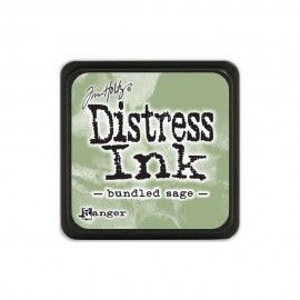 Bundled Sage. Distress Ink Mini. Tim Holtz Ranger