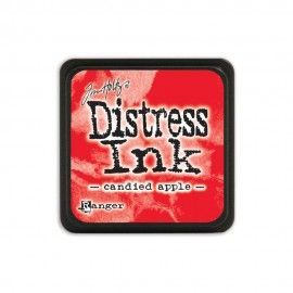 Candied Apple. Distress Ink Mini. Tim Holtz Ranger