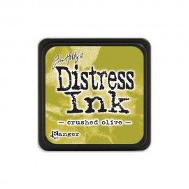 Crushed Olive. Distress Ink Mini. Tim Holtz Ranger