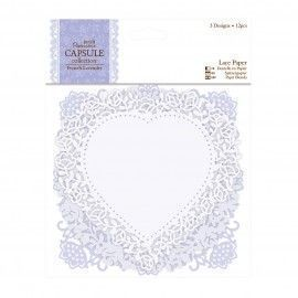 Lace Paper French Lavender
